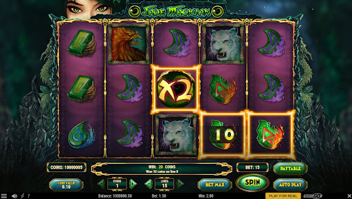 Play new Bitcoin slot game from Play'n Go – Jade Magician